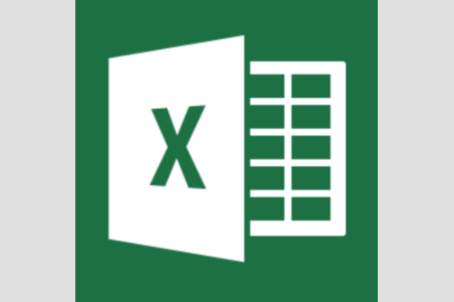 Image of the Microsoft Excel logo